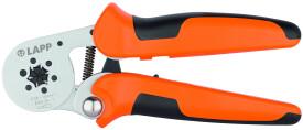 Crimping pliers end sleeves PEW 8.185