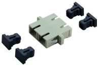 GOF Adapter Duplex SC SM BL /4PC