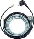 ÖLFLEX PLUG H03VV-F 3G0,75/1500 BK